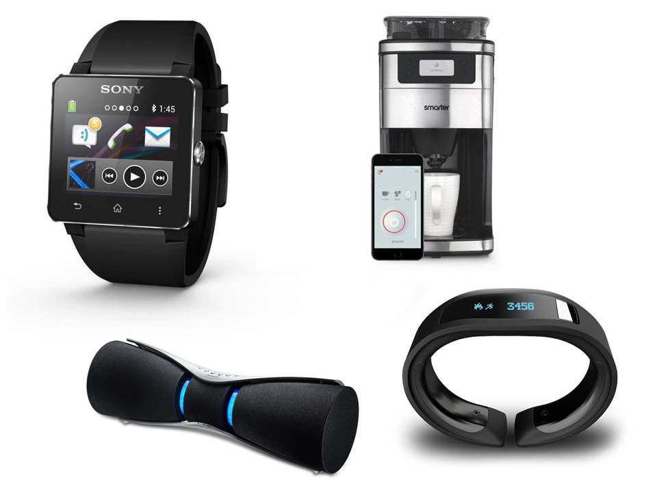 internet things objets connectés mobicall